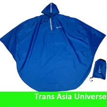 Hot selling Cheap durable long pvc rain poncho