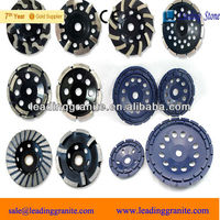 best price and sale hot diamond concrete cup wheel