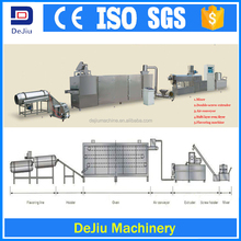 Continuous Automatic Pet Food processing machines/Pet Food Machine/Floating Fish Feed Production Line
