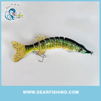 best fishing Lure good pike bait for bass pike trout salmon fishing