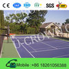 PU Material court for tennis Basketball court flooring Indoor outdoor sport court for badminton