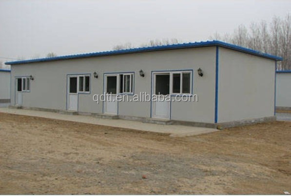 2015 new prefabricated aluminium structure house