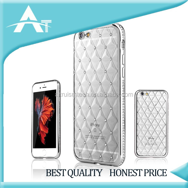 Diamond other mobile phone accessories dropshipping phone case