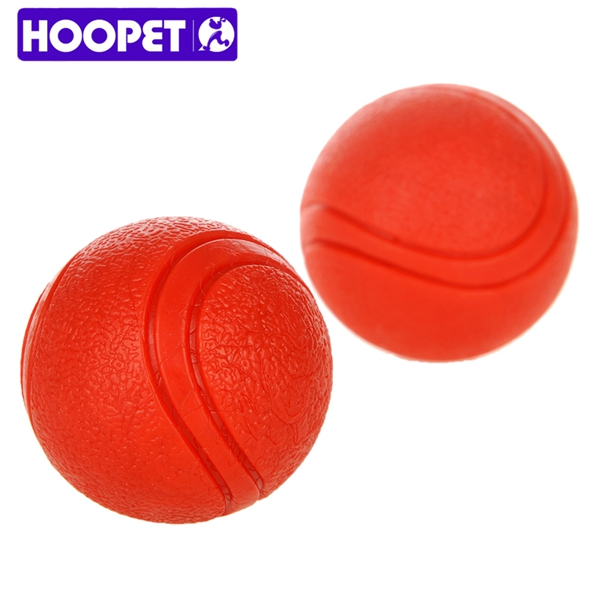 Pet Products Interactive Durable Chewing Dog Toys Rubber Ball