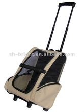 Travelling Pet Carrier Pet Trolly
