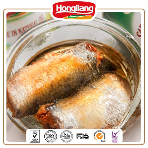 good quality of sardine canned fish