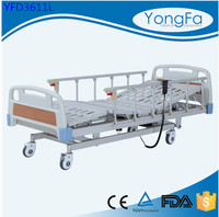YONGFA Manufacturer ISO 13485:2003,CE,FDA Hot Sale! hospital bed electric hospital bed cheap electric medical hospital bed