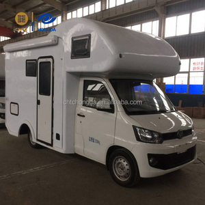 High Quality China RV Motorhome/Camper trailer/ travel caravans factory direct sale