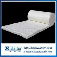 1260C 128kg/m3 HP & STD bio-soluble manta fibra ceramic, insulation ceramic fiber wool blanket/mat