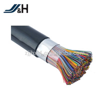 HYA HYAT HYAC HYA23 HYY HYV 20 Pair 30 Pair 50 Pair 100 Pair 50pairs Aerial Telephone Cable Jelly Filled Telephone Cables