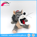 Economic and practical christmas gift soft toy dog