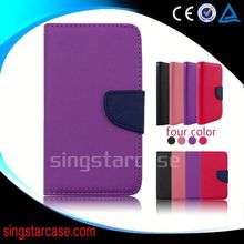 wholesale phone case leather back cover case for samsung i8262