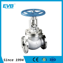 globe valve(flanged globe valve for gas and oil)from China supplier