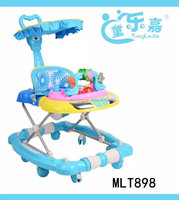 2016 New Model 360 Degree Rotating Baby Walker,8 Wheels Pusher Baby Walker /Outdoor Baby Walker