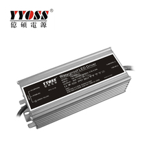 90% efficiency 5 year warranty 60w waterproof constant voltage led driver dmx for street lighting