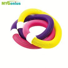 Adult Slimming Circle Fitness Waist Trimmer Soft Spring Hula Hoop ,JAxm fitness spring soft hula hoop