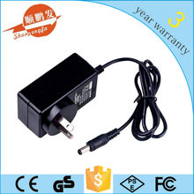 New design 12v 1a ac dc regulated power supply