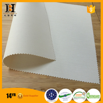 9A2000 1% Polyester Fabric Screen For Roller Blind