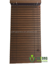 Wooden Venetian Blinds or Curtains with 100% bamboo material