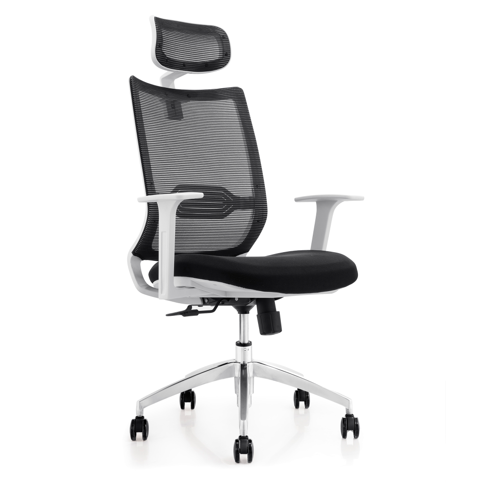 Best selling ergonomic office manager mesh chair with lumbar support