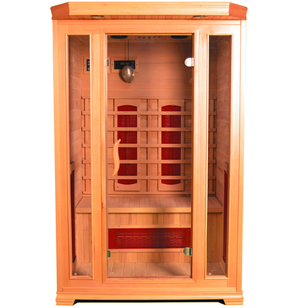 Home Portable Health Care Products Two Person Infrared Ceramic Sauna Room