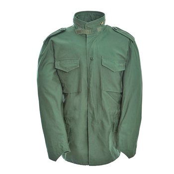 Cheap military m65 coat/high quality military jacket