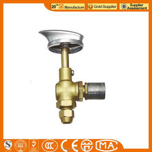 Brass Ball Gas valve T Valve for commercial Stove JINZAO-D356