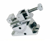 High Quality CHM Precision Universal Vise for CNC Machine