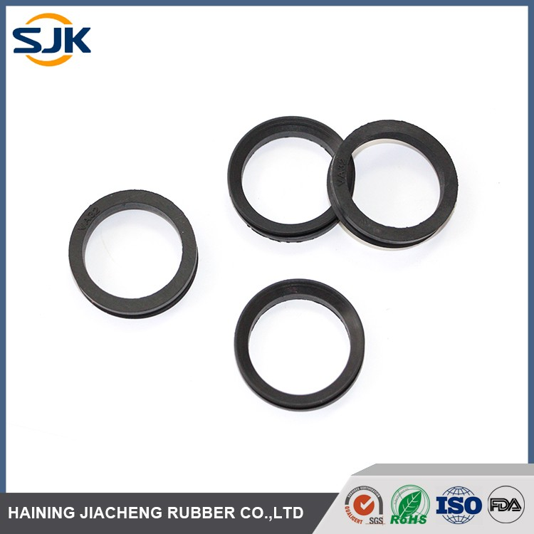 In stock Viton and NBR shaft dust proof use rubber V ring