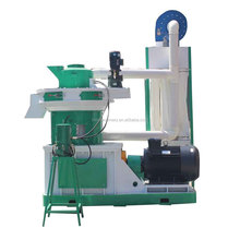 Automatic Ce Approved Ring Die wood pellet molding machine 2015
