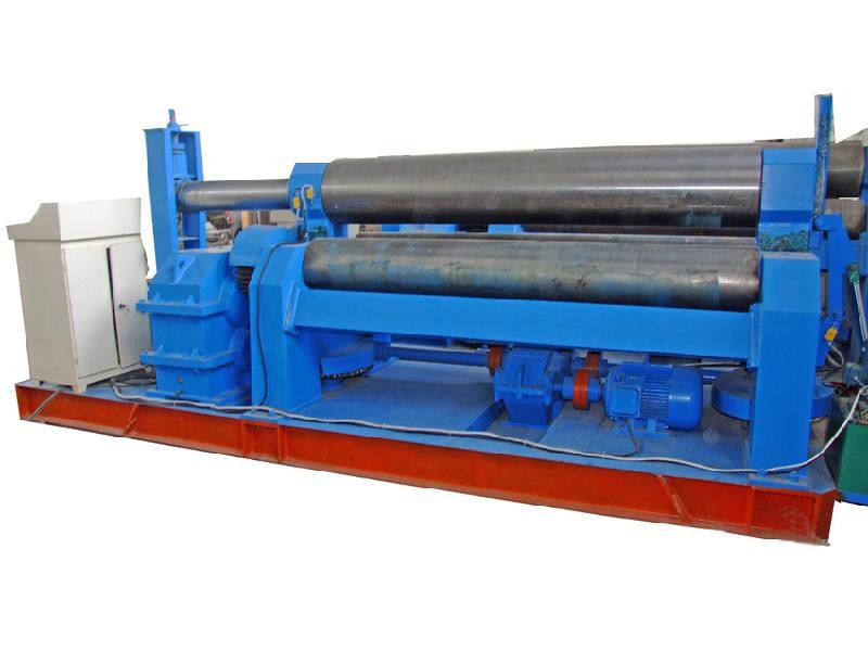 AOxuan Brand W11 Series Three Roller Rolling Machine for sale