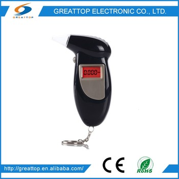 High Quality Pocket New Drive Safety Digital Alcohol Tester