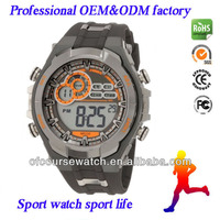 Imitation brand sport watch for man manufacturer made in china new product 2014