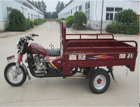 open body type cargo use motorized three wheel motorcycle with trike