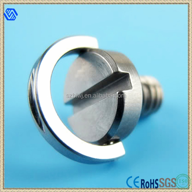 camera screw 1/4 to 3/8 manufactory