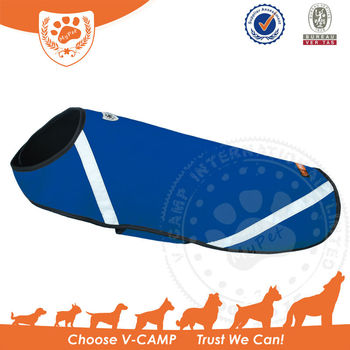 My Pet Softshell Material Breathable Outdoor Dog Jacket