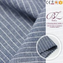 Shaoxing linen fabric price rayon elastane ggt for shirt