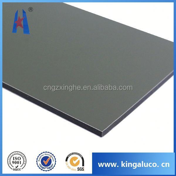Well looking reynobond aluminum composite panel