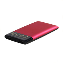 New type Black 500times More White,Red, Blue high capacity portable power bank china factory 2017 hot sale made in China