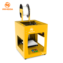 Newest 3D printer full metal frame colorful industrial grade high precision affordble 3d printer
