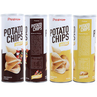 Panpan Fried Potato Chip Low Oil