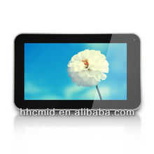 arm cortex a13 cpu android tablet pc 7 inch smart pc tablet