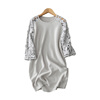 Women S Pure Cashmere Sweater Dress