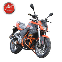 NOOMA 2017 High speed automatic street legal motorcycle 125cc