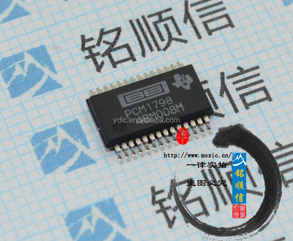 Audio converter chip PCM1798DB New and Original