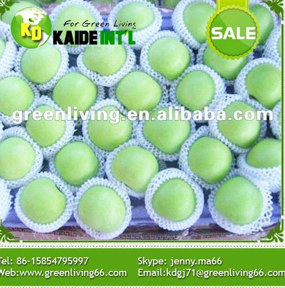 Organic Fresh Green Apples