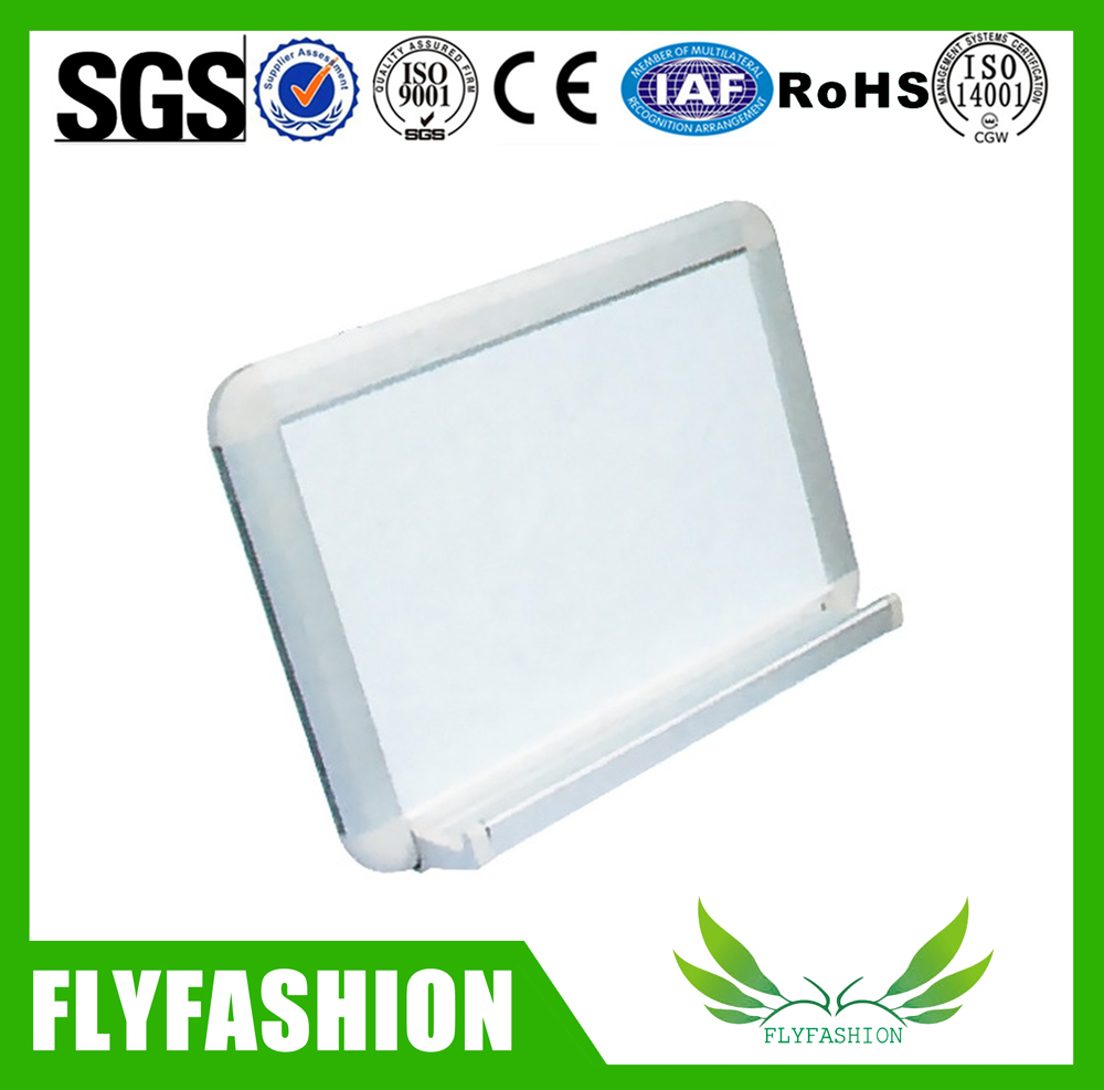 Guangzhou Painted Interactive EPS Whiteboard With Aluminum Pen Tray to place eraser
