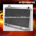 Auto aluminum radiator for N ISSAN FRONTIER 98-02 AT