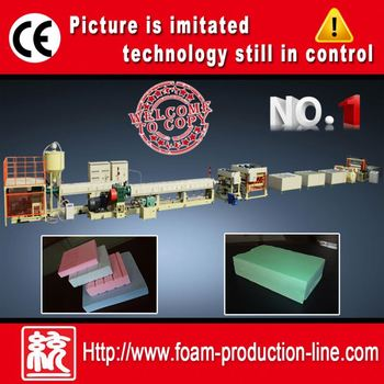 XPS Foam Board Machine(TYXPS-135/150 CE Approved)