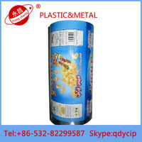Printing Laminated Plastic Film Roll For Making Bags